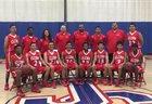 Glenn Eagles Boys Varsity Basketball Winter 17-18 team photo.