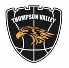 Thompson Valley Eagles Boys Varsity Basketball Winter 17-18 team photo.