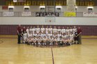 Juab Wasps Boys Varsity Basketball Winter 17-18 team photo.
