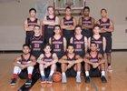 Archbishop Murphy Wildcats Boys Varsity Basketball Winter 17-18 team photo.