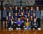 Lake Stevens Vikings Boys Varsity Basketball Winter 17-18 team photo.