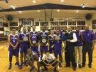 St. Anthony Saints Boys Varsity Basketball Winter 17-18 team photo.