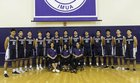 Kamehameha Kapalama Warriors Boys Varsity Basketball Winter 17-18 team photo.