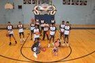 Digital Harbor Rams Boys Varsity Basketball Winter 17-18 team photo.