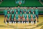 Van Buren Pointers Boys Varsity Basketball Winter 17-18 team photo.