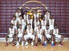 Mt. Vernon Knights Boys Varsity Basketball Winter 17-18 team photo.
