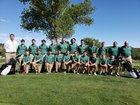 Los Alamos Hilltoppers Boys Varsity Golf Spring 18-19 team photo.