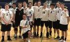 Burnt Hills-Ballston Lake Spartans Boys Varsity Volleyball Fall 18-19 team photo.