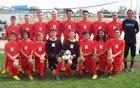 Sandia Matadors Boys Freshman Soccer Fall 18-19 team photo.