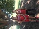 Portales Rams Girls Varsity Cross Country Fall 18-19 team photo.