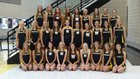 Wasatch Wasps Girls Varsity Cross Country Fall 18-19 team photo.