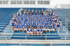 Midview Middies Boys Varsity Football Fall 14-15 team photo.