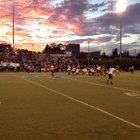 Santa Cruz Cardinals Boys Varsity Football Fall 14-15 team photo.