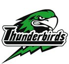 North Central Thunderbirds Boys Varsity Football Fall 14-15 team photo.
