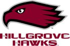 Hillgrove Hawks Boys Varsity Football Fall 14-15 team photo.