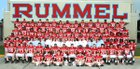 Archbishop Rummel Raiders Boys Varsity Football Fall 14-15 team photo.