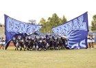 Centennial Bulldogs Boys Varsity Football Fall 14-15 team photo.