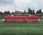 Steilacoom Sentinels Boys Varsity Football Fall 14-15 team photo.