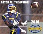 Benicia Panthers Boys Varsity Football Fall 14-15 team photo.
