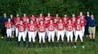 Christ Prep Academy Patriots Boys Varsity Football Fall 14-15 team photo.