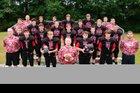 Ballard Christian Eagle Boys Varsity Football Fall 14-15 team photo.