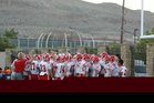 Brophy College Prep Broncos Boys Varsity Football Fall 14-15 team photo.