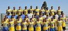 Verbum Dei Eagles Boys Varsity Football Fall 14-15 team photo.