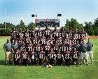 Hephzibah Rebels Boys Varsity Football Fall 14-15 team photo.