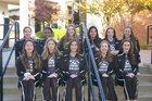 Mt. St. Mary Academy Belles Girls Varsity Swimming Winter 18-19 team photo.