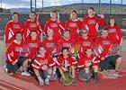 Grants Pirates Boys Varsity Tennis Spring 17-18 team photo.