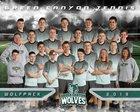Green Canyon  Boys Varsity Tennis Spring 17-18 team photo.