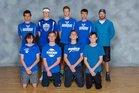 Bosque Bobcats Boys Varsity Tennis Spring 17-18 team photo.