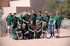 Desert Academy Wildcats Boys Varsity Tennis Spring 17-18 team photo.