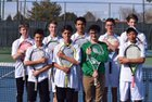 Albuquerque Bulldogs Boys Varsity Tennis Spring 17-18 team photo.