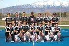 American Fork Cavemen Boys Varsity Tennis Spring 17-18 team photo.