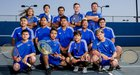 Lovington Wildcats Boys Varsity Tennis Spring 17-18 team photo.
