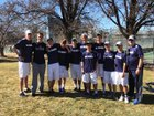 La Cueva Bears Boys Varsity Tennis Spring 17-18 team photo.