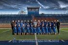 Los Altos Conquerors Girls JV Soccer Winter 17-18 team photo.