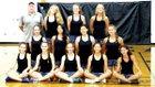 East Chapel Hill Wildcats Girls Varsity Tennis Fall 17-18 team photo.