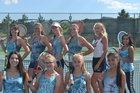 North Valleys Panthers Girls Varsity Tennis Fall 17-18 team photo.
