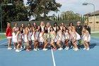 St. Francis Troubadours Girls Varsity Tennis Fall 17-18 team photo.