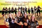 Madison/Humphrey/Lindsay  Girls Varsity Softball Fall 15-16 team photo.