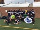 Whitefield Academy WolfPack Boys Varsity Soccer Spring 16-17 team photo.
