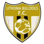 Lithonia Bulldogs Boys Varsity Soccer Spring 16-17 team photo.