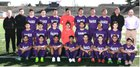 Pasco Bulldogs Boys Varsity Soccer Spring 16-17 team photo.