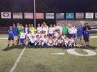 Mountain Home Bombers Boys Varsity Soccer Spring 16-17 team photo.