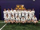 Catholic Rockets Boys Varsity Soccer Spring 16-17 team photo.