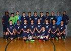 Beamer Titans Boys Varsity Soccer Spring 16-17 team photo.