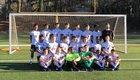 North Augusta Yellowjackets Boys Varsity Soccer Spring 16-17 team photo.