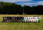 Seneca Bobcats Boys Varsity Soccer Spring 16-17 team photo.